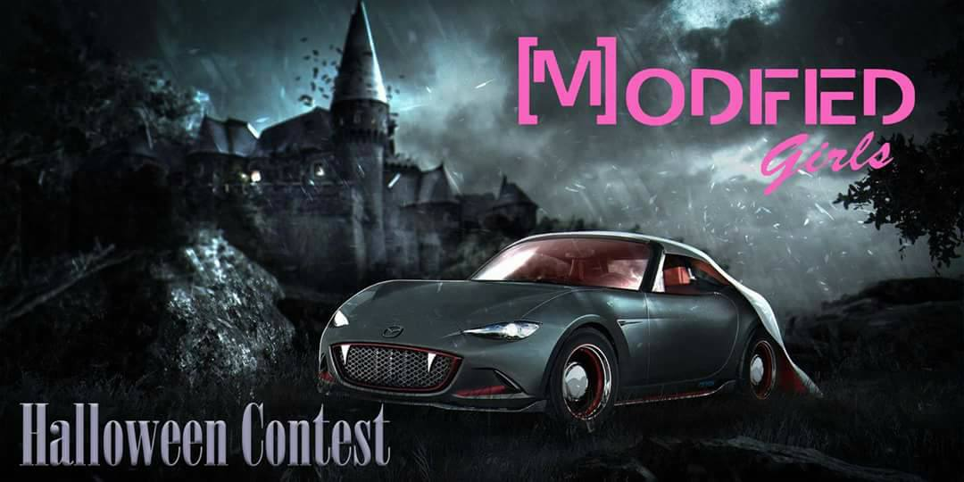 MG HALLOWEEN COMPETITION: